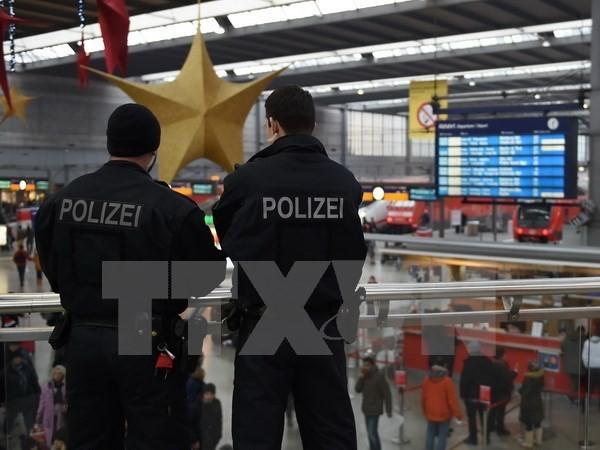 ФРГ должна мобилизовать ещё 2000 полицейских для осуществления контроля на границах страны - ảnh 1