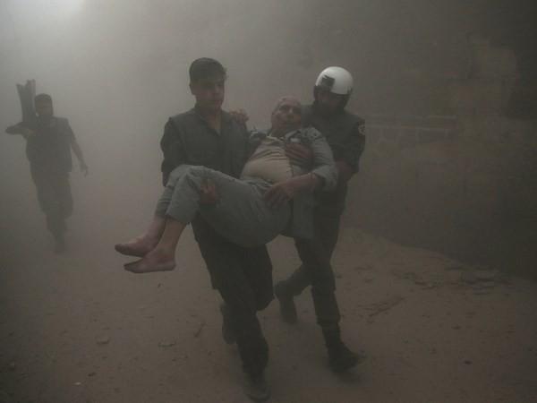 Россия и Бельгия продолжают споры в связи с обстрелом мирных жителей в Сирии - ảnh 1