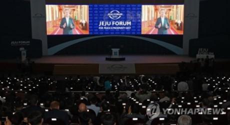 Президент РК настаивает на осуществлении денуклеаризации Корейского полуострова  - ảnh 1