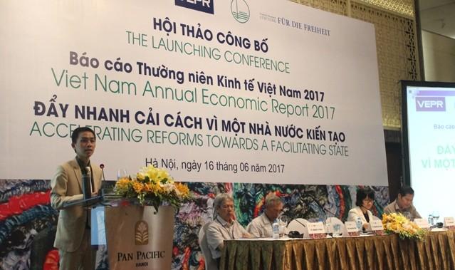 Вьетнам активизирует реформу под девизом «Созидательное государство» - ảnh 1