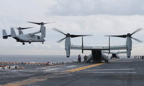 Австралия и США начали крупнейшие в истории совместные военные учения  - ảnh 1