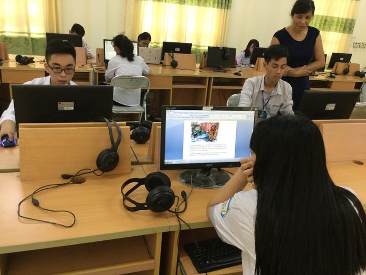 Онлайн-образование способствует облегчению доступа вьетнамских любителей русского языка к знаниям - ảnh 1