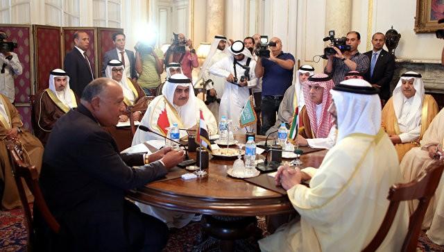 ЛАГ подтвердила отсутствие инициативы заморозить членства Катара  - ảnh 1