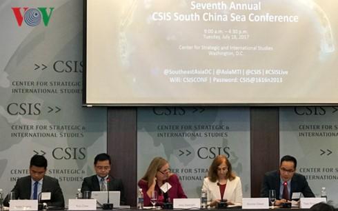 В Вашингтоне прошёл 7-й семинар, посвященный вопросу Восточного моря - ảnh 1