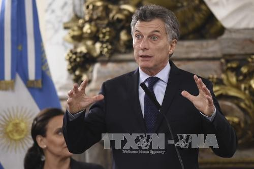 Президент Аргентины высоко оценил экономические достижения Вьетнама - ảnh 1