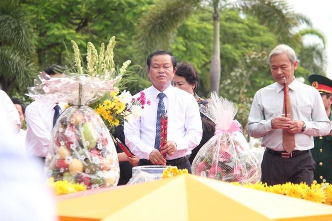Зампред Нацсобрания Вьетнама навестил инвалидов войны и матерей-героинь - ảnh 1