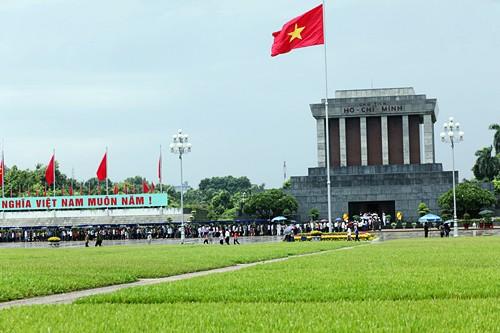 Праздник независимости страны – воспоминания о Президенте Хо Ши Мине - ảnh 1