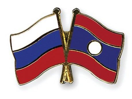 Лаос и Россия обязуются расширять двустороннее сотрудничество - ảnh 1