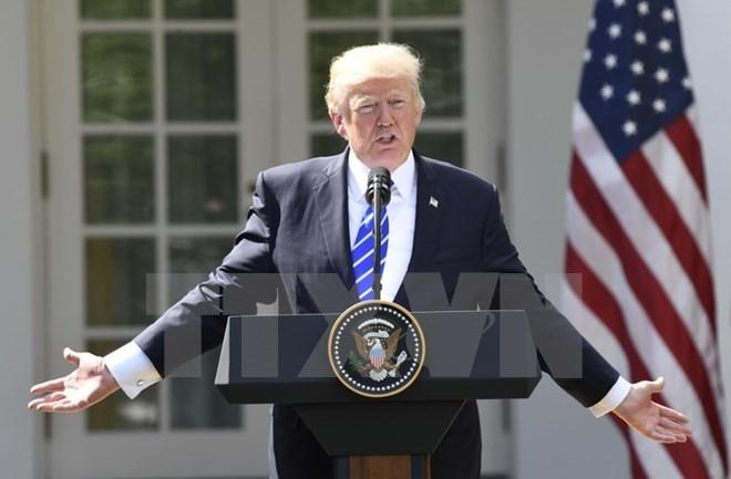 Верховный суд США отклонил иск против миграционного указа Дональда Трампа - ảnh 1