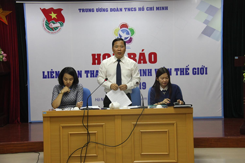 Вьетнам примет участие в 19-м Всемирном фестивале молодежи и студентов в РФ - ảnh 1
