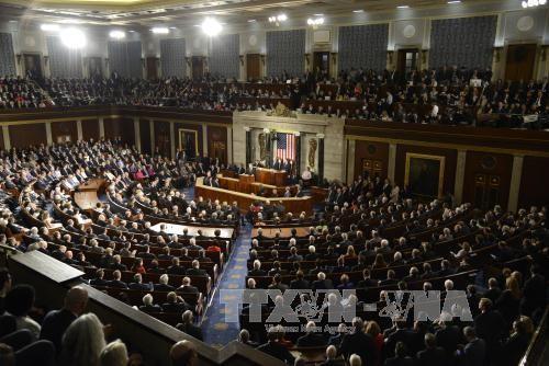 Палата представителей Конгресса США приняла законопроект об ужесточении санкций против КНДР - ảnh 1