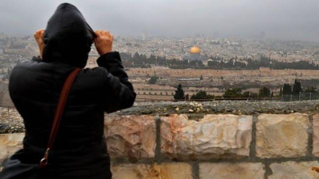 Международная реакция на решение США о признании Иерусалима столицей Израиля  - ảnh 1