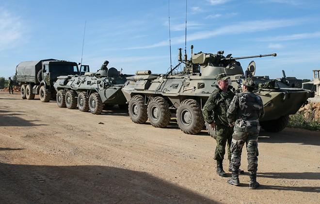 Россия заявила о полном освобождении Сирии от ИГ - ảnh 1