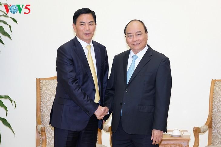 Правительство СРВ готово создавать китайским компаниям благоприятные условия для ведения бизнеса - ảnh 1