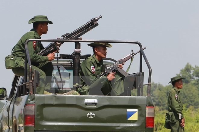 В Мьянме продлен комендантский час на севере штата Ракхайн  - ảnh 1