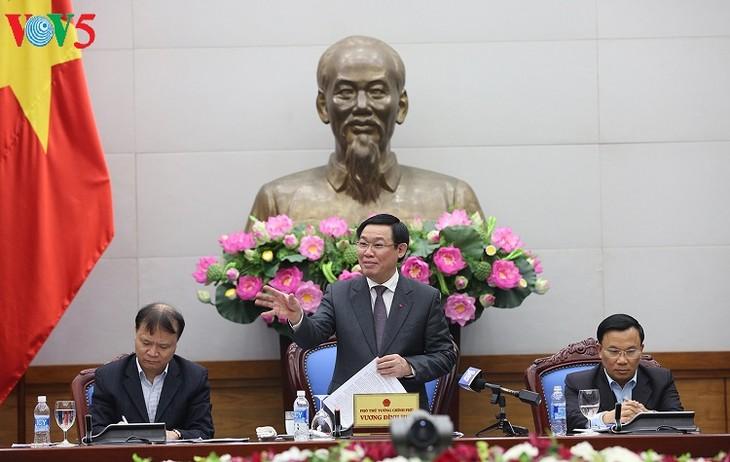 Правительство Вьетнама может удержать инфляцию под контролем в 2018 году  - ảnh 1