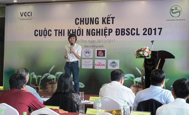 Завершился конкурс  лучших стартапов в дельте реки Меконг - ảnh 1