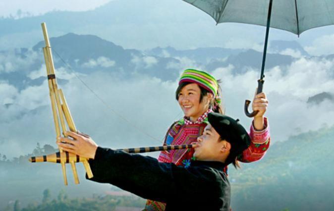 История происхождения духового музыкального инструмента «Кхен» народности Монг - ảnh 1