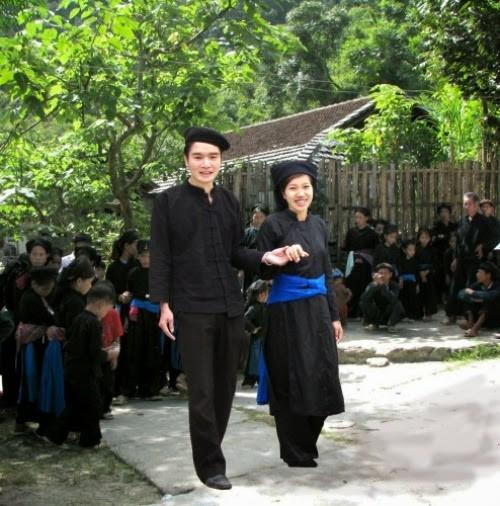 Особые черты народности Таи в провинции Хазянг - ảnh 1
