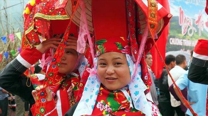 Праздник «Киенгзо» субэтнической группы Заотханьфан народности Зао в провинции Куангнинь - ảnh 1