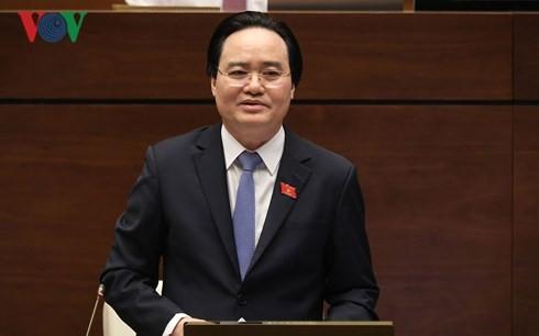 В госбюджете Вьетнама расходы на образование будут увеличены до 20% - ảnh 1