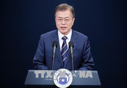 С 21 по 23 июня президент Республики Корея посетит Россию с государственным визитом - ảnh 1