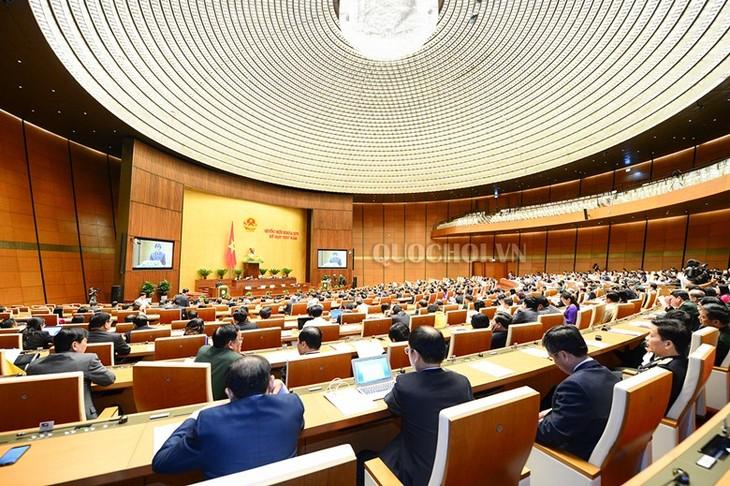В Ханое завершилась 5-я сессия Нацсобрания Вьетнама 14-го созыва - ảnh 1