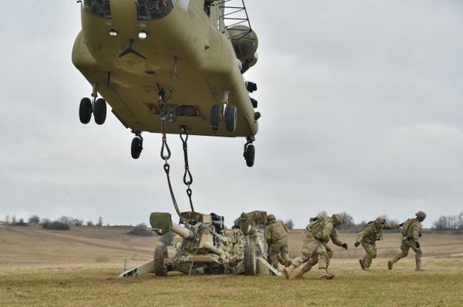 США подтвердили свои обязательства перед НАТО - ảnh 1