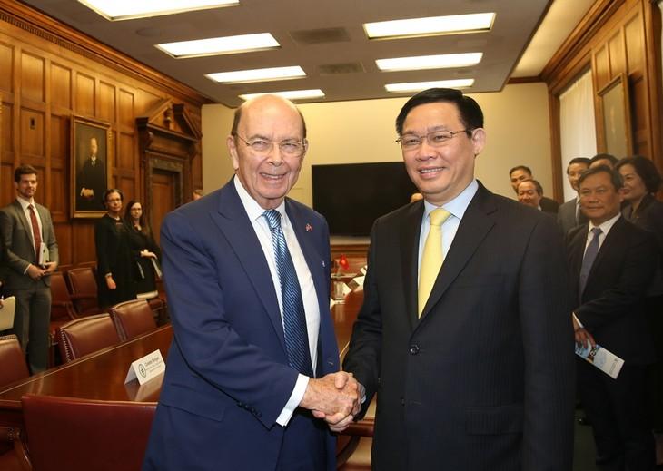 Вьетнам и США активизируют торгово-экономическое и инвестиционное сотрудничество  - ảnh 1