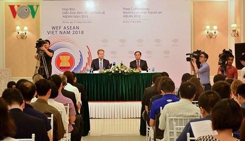 ВЭФ по АСЕАН 2018 направлен на активизацию сотрудничества на фоне 4-й промышленной революции - ảnh 1