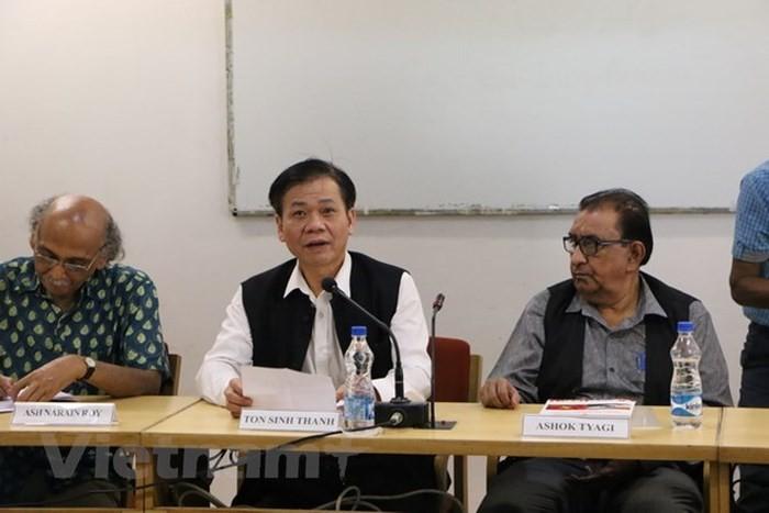 Вьетнамская культура популяризируется в Индии  - ảnh 1