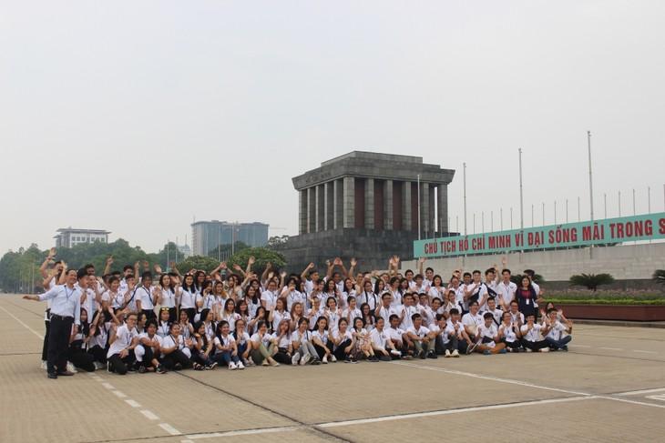 Открылся летний лагерь Вьетнама – 2018  - ảnh 1
