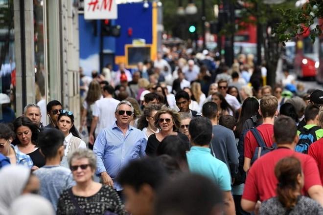 Brexit: Темпы роста населения в Лондоне замедляются  - ảnh 1