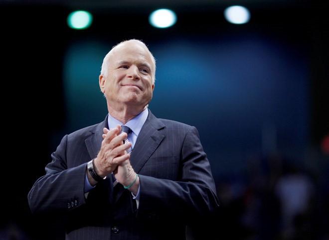Посольство США во Вьетнаме откроет траурную книгу в память о сенаторе Джоне Маккейне - ảnh 1