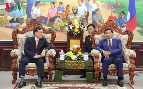 Руководители Лаоса высоко оценили результаты сотрудничества между судебными органами двух стран  - ảnh 1