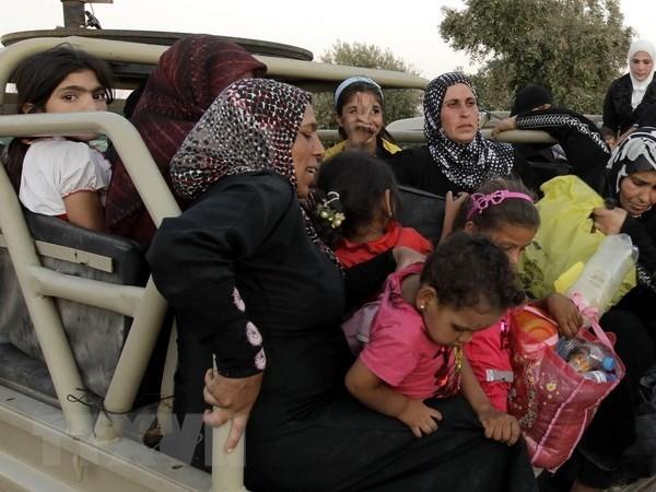 Россия: В Сирию могут вернуться около миллиона беженцев - ảnh 1