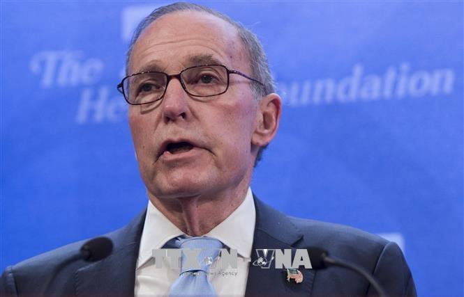 США и Китай продолжают переговоры по торговому спору - ảnh 1