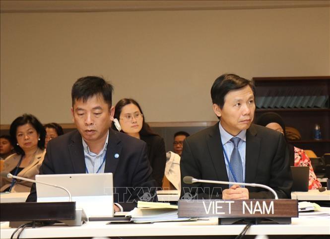 В кулуарах 73-й сессии ГА ООН прошла неофициальная конференция глав МИД АСЕАН  - ảnh 1