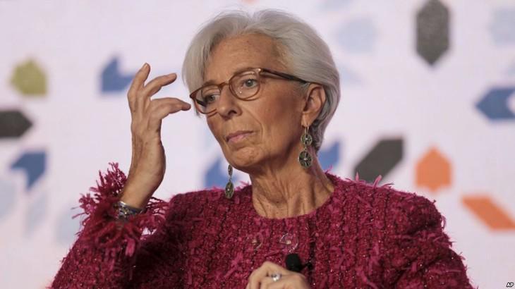 Глава МВФ призвала реформировать глобальную торговую систему - ảnh 1