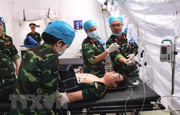 Вьетнама и Россия активизируют обмен опытом миротворчества  - ảnh 1