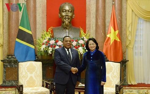 Танзания является одним из приоритетных партнёров Вьетнама в Африке - ảnh 1