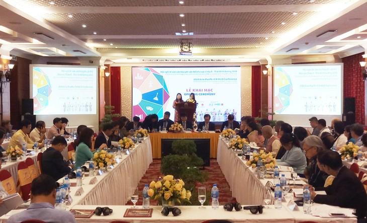 Конференция, посвящённая объектам нематериального культурного наследия в Азиатско-Тихоокеанском регионе 2018  - ảnh 1