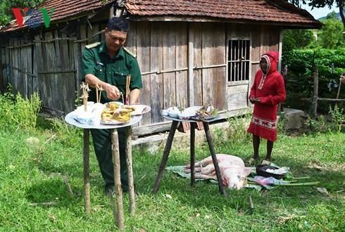 Праздник «Лапло» народности Тьыт - ảnh 1