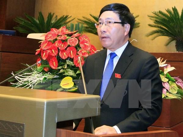 越南同意向美国公民签发有效期为一年的签证 - ảnh 1