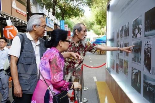 介绍100多幅旅法越南人的摄影作品 - ảnh 1