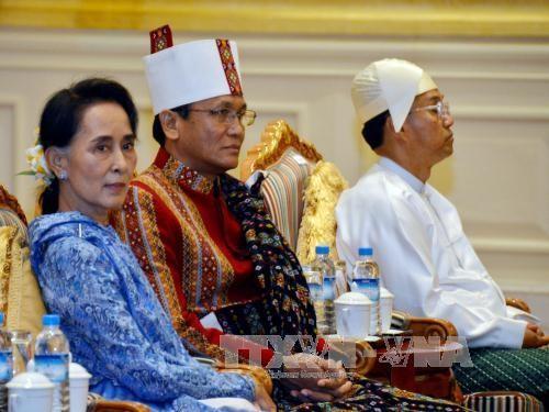 美国对缅甸政治转型进程表示欢迎 - ảnh 1