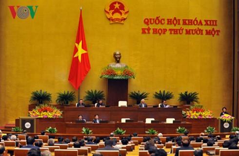 越南第十三届国会:责任、民主和印象深刻 - ảnh 1