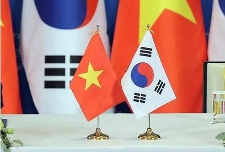 越南和韩国企业对接洽商 - ảnh 1