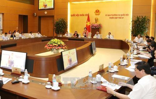 越南国会常委会通过关于人民议会代表待遇制度和政策的决议 - ảnh 1