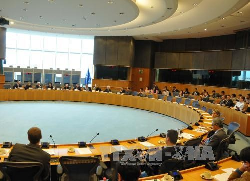 推动欧盟-越南贸易关系迈上新发展高度 - ảnh 1